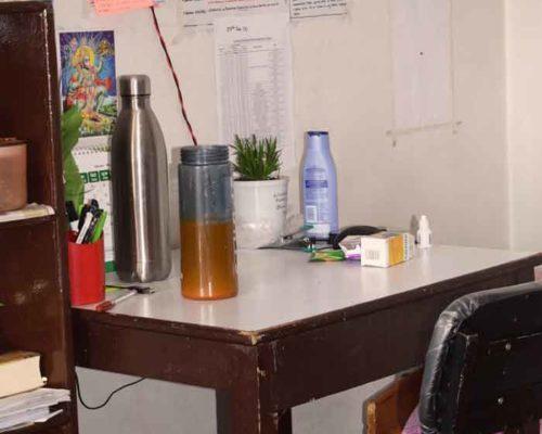 Study table-RadhaKrishna girls and boys hostel