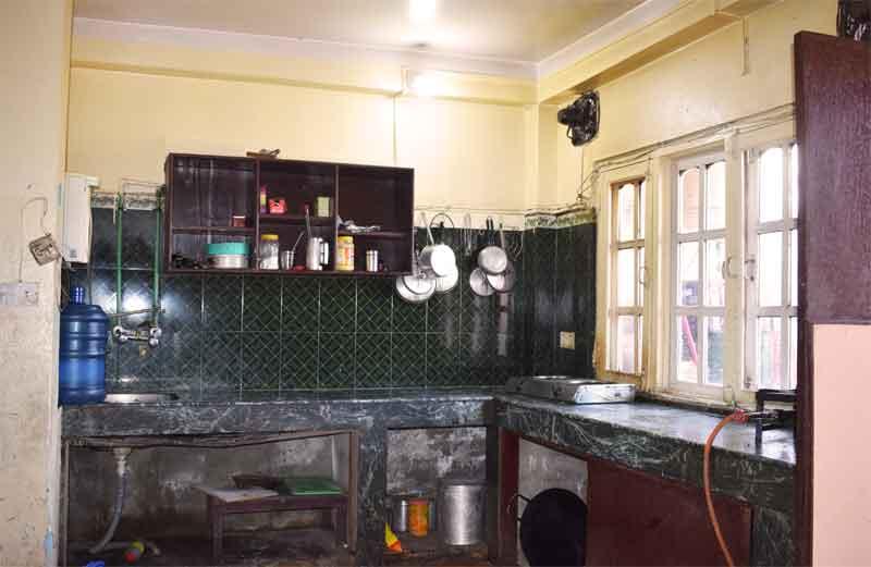 Hygienic kitchen- RadhaKrishna girls and boys hostel